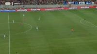 FCSB 1-5 Sporting CP - Golo de M. Acuña (59min)