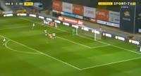 Joao Paulo Dias Fernandes scores in the match Braga vs Hafnarfjordur