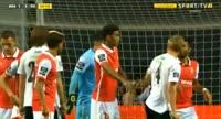 Sporting Braga 3-2 FH - Golo de B. Böðvarsson (51min)