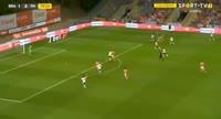 Sporting Braga 3-2 FH - Golo de Paulinho (80min)