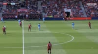 AFC Bournemouth 1-2 Manchester City - Golo de Gabriel Jesus (21min)