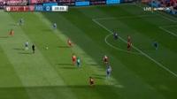 Liverpool 4-0 Arsenal - Golo de S. Mané (40min)