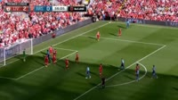 Liverpool 4-0 Arsenal - Golo de Mohamed Salah (57min)