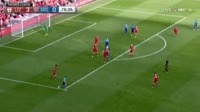 Liverpool 4-0 Arsenal - Golo de D. Sturridge (77min)