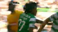 Sporting CP 2-1 Estoril - Golo de Gelson Martins (4min)