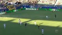 Chris Wondolowski scores in the match Los Angeles Galaxy vs San Jose Earthquakes