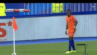 France 4-0 Netherlands - Goal by T. Lemar (88')