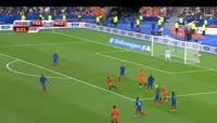 France 4-0 Netherlands - Golo de K. Mbappé (90+1min)