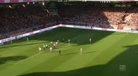 Damir Kreilach scores in the match Union Berlin vs Holstein Kiel