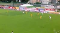 Lukas Katnik scores in the match Wattens vs Kapfenberg