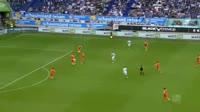 Borys Tashchy scores in the match Duisburg vs Bochum