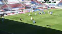 Tomas Chory scores in the match Sigma Olomouc vs Liberec