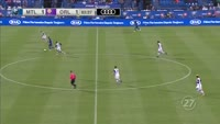 Anthony Jackson-Hamel scores in the match Montreal Impact vs Orlando City