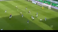 Nik Omladic scores in the match Greuther Furth vs Arminia Bielefeld