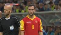 Kazakhstan 0-3 Montenegro - Golo de M. Simić (63min)