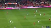 Czech Republic 1-2 Germany - Golo de T. Werner (4min)