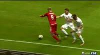 Denmark 4-0 Poland - Golo de T. Delaney (15min)