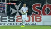 Malta 0-4 England - Golo de D. Welbeck (90+1min)