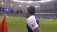 Carlos Eduardo scores in the match Al-Hilal vs Al Ain