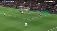 Chelsea 6-0 Qarabağ - Golo de D. Zappacosta (30min)