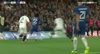 Chelsea 6-0 Qarabağ - Golo de Azpilicueta (55min)