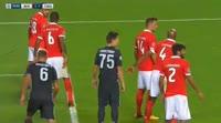 Benfica 1-2 CSKA Moskva - Golo de T. Zhamaletdinov (71min)