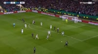 Celtic 0-5 PSG - Golo de M. Lustig (83min)