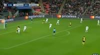 Tottenham Hotspur 3-1 Borussia Dortmund - Golo de Heung-Min Son (4min)