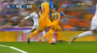 Real Madrid 3-0 APOEL - Golo de Cristiano Ronaldo (12min)