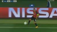 Shakhtar Donetsk 2-1 Napoli - Golo de Taison (15min)