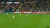 Tottenham Hotspur 3-1 Borussia Dortmund - Golo de H. Kane (15min)