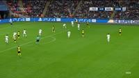 Tottenham Hotspur 3-1 Borussia Dortmund - Golo de A. Yarmolenko (11min)