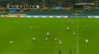 Austria Wien 1-5 Milan - Golo de H. Çalhanoğlu (7min)