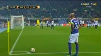 Austria Wien 1-5 Milan - Golo de A. Borkovic (47min)