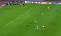 Real Sociedad 4-0 Rosenborg - Golo de Diego Llorente (9min)