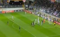 Vitória Guimarães 1-1 Salzburg - Golo de Valon Berisha (45min)