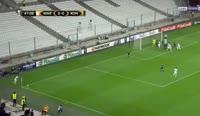 Olympique Marseille 1-0 Konyaspor - Golo de A. Rami (48min)
