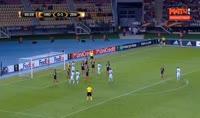 Vardar 0-5 Zenit - Golo de B. Ivanović (66min)