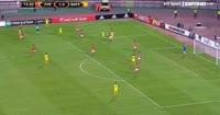 Crvena Zvezda 1-1 BATE - Golo de N. Signevich (72min)