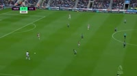 Newcastle United 2-1 Stoke City - Golo de C. Atsu (19min)