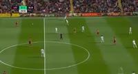 Liverpool 1-1 Burnley - Golo de Mohamed Salah (30min)