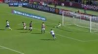 Torino 2-2 Sampdoria - Golo de D. Zapata (1min)