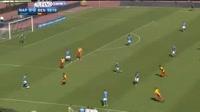 Napoli 6-0 Benevento - Golo de Allan (3min)