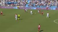 SPAL 0-2 Cagliari - Golo de N. Barella (17min)