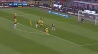 Milan 2-1 Udinese - Golo de N. Kalinić (22min)