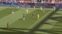 Milan 2-1 Udinese - Golo de K. Lasagna (28min)