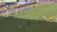 Jose Callejon scores in the match Napoli vs Benevento