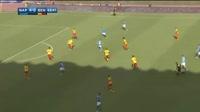 Napoli 6-0 Benevento - Golo de D. Mertens (65min)