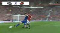Manchester United 4-0 Everton - Golo de A. Valencia (4min)