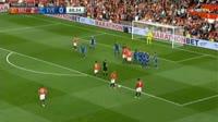 Manchester United 4-0 Everton - Golo de R. Lukaku (89min)